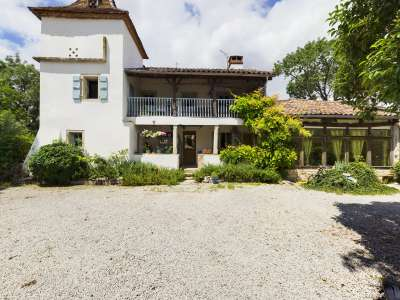 Image 29 | 6 bedroom farmhouse for sale with 0.64 hectares of land, Caylus, Tarn-et-Garonne , Midi-Pyrenees 230236