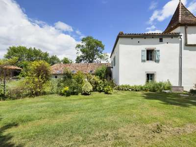 Image 30 | 6 bedroom farmhouse for sale with 0.64 hectares of land, Caylus, Tarn-et-Garonne , Midi-Pyrenees 230236