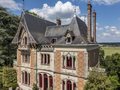 Image 31   10 bedroom French chateau for sale with 7.31 hectares of land, La Roche Posay, Chatellerault, Vienne , Poitou-Charentes 230247