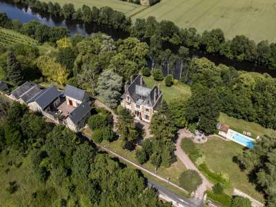 Image 33   10 bedroom French chateau for sale with 7.31 hectares of land, La Roche Posay, Chatellerault, Vienne , Poitou-Charentes 230247
