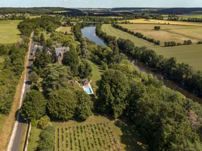Image 34   10 bedroom French chateau for sale with 7.31 hectares of land, La Roche Posay, Chatellerault, Vienne , Poitou-Charentes 230247