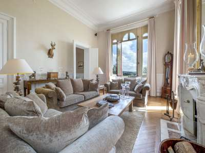Image 5   10 bedroom French chateau for sale with 7.31 hectares of land, La Roche Posay, Chatellerault, Vienne , Poitou-Charentes 230247