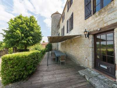 Image 14   6 bedroom French chateau for sale with 3.38 hectares of land, Sadillac, Bergerac, Dordogne , Aquitaine 230253