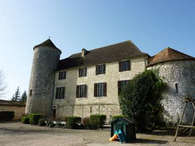 Image 16   6 bedroom French chateau for sale with 3.38 hectares of land, Sadillac, Bergerac, Dordogne , Aquitaine 230253