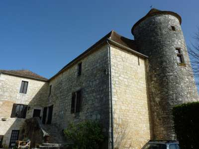 Image 18   6 bedroom French chateau for sale with 3.38 hectares of land, Sadillac, Bergerac, Dordogne , Aquitaine 230253