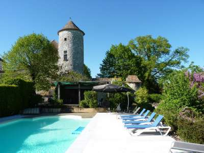 Image 4   6 bedroom French chateau for sale with 3.38 hectares of land, Sadillac, Bergerac, Dordogne , Aquitaine 230253