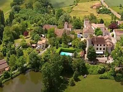 Image 6   6 bedroom French chateau for sale with 3.38 hectares of land, Sadillac, Bergerac, Dordogne , Aquitaine 230253