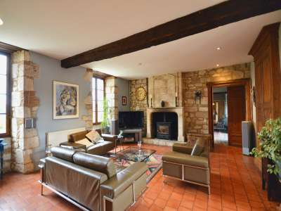 Image 8   6 bedroom French chateau for sale with 3.38 hectares of land, Sadillac, Bergerac, Dordogne , Aquitaine 230253