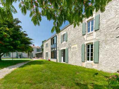 Image 10 | 9 bedroom manor house for sale with 5.05 hectares of land, Saint Xandre, La Rochelle, Charente-Maritime , Poitou-Charentes 230278