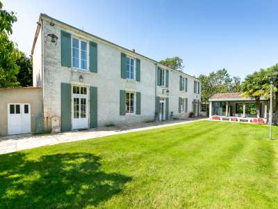 Image 12 | 9 bedroom manor house for sale with 5.05 hectares of land, Saint Xandre, La Rochelle, Charente-Maritime , Poitou-Charentes 230278