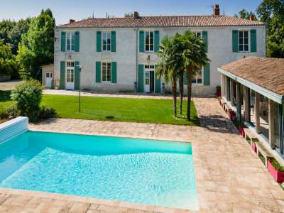 Image 15 | 9 bedroom manor house for sale with 5.05 hectares of land, Saint Xandre, La Rochelle, Charente-Maritime , Poitou-Charentes 230278
