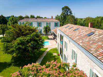 Image 16 | 9 bedroom manor house for sale with 5.05 hectares of land, Saint Xandre, La Rochelle, Charente-Maritime , Poitou-Charentes 230278