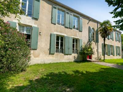 Image 2 | 9 bedroom manor house for sale with 5.05 hectares of land, Saint Xandre, La Rochelle, Charente-Maritime , Poitou-Charentes 230278