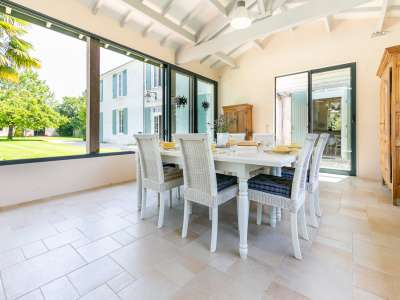 Image 30 | 9 bedroom manor house for sale with 5.05 hectares of land, Saint Xandre, La Rochelle, Charente-Maritime , Poitou-Charentes 230278