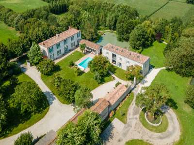 Image 36 | 9 bedroom manor house for sale with 5.05 hectares of land, Saint Xandre, La Rochelle, Charente-Maritime , Poitou-Charentes 230278