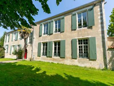 Image 5 | 9 bedroom manor house for sale with 5.05 hectares of land, Saint Xandre, La Rochelle, Charente-Maritime , Poitou-Charentes 230278