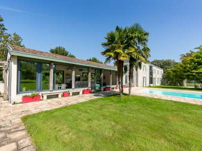 Image 7 | 9 bedroom manor house for sale with 5.05 hectares of land, Saint Xandre, La Rochelle, Charente-Maritime , Poitou-Charentes 230278