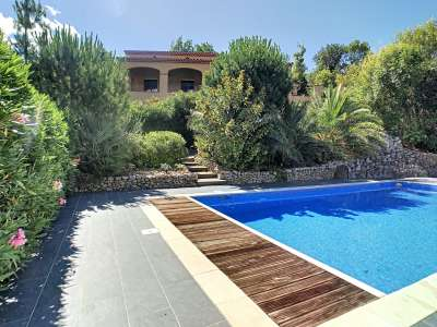 Image 1 | 4 bedroom villa for sale with 0.21 hectares of land, Prades, Pyrenees-Orientales , Languedoc-Roussillon 230303