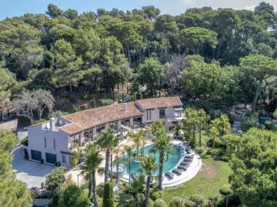 Image 1   5 bedroom villa for sale with 1.56 hectares of land, Mougins, French Riviera 230338