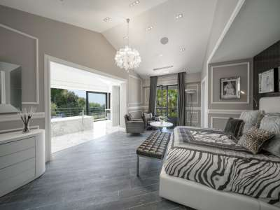 Image 11   5 bedroom villa for sale with 1.56 hectares of land, Mougins, French Riviera 230338