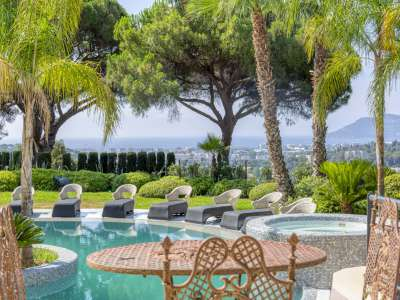 Image 4   5 bedroom villa for sale with 1.56 hectares of land, Mougins, French Riviera 230338