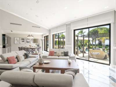 Image 6   5 bedroom villa for sale with 1.56 hectares of land, Mougins, French Riviera 230338