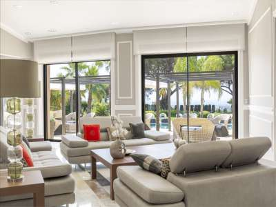 Image 7   5 bedroom villa for sale with 1.56 hectares of land, Mougins, French Riviera 230338