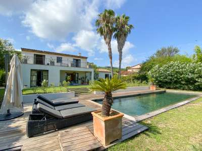 Image 2   3 bedroom villa for sale with 1,470m2 of land, Gassin, St Tropez, French Riviera 230352
