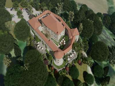 Image 1 | 10 bedroom castle for sale with 0.77 hectares of land, Mirna, Mirna Municipality, Lower Carniola Dolenjska Traditional Region 230553