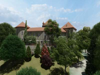 Image 2 | 10 bedroom castle for sale with 0.77 hectares of land, Mirna, Mirna Municipality, Lower Carniola Dolenjska Traditional Region 230553