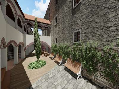 Image 3 | 10 bedroom castle for sale with 0.77 hectares of land, Mirna, Mirna Municipality, Lower Carniola Dolenjska Traditional Region 230553