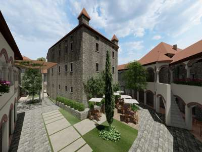 Image 6 | 10 bedroom castle for sale with 0.77 hectares of land, Mirna, Mirna Municipality, Lower Carniola Dolenjska Traditional Region 230553