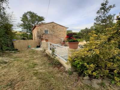 Image 12 | 2 bedroom mill for sale with 2,000m2 of land, Chianni, Pisa, Tuscany 230951