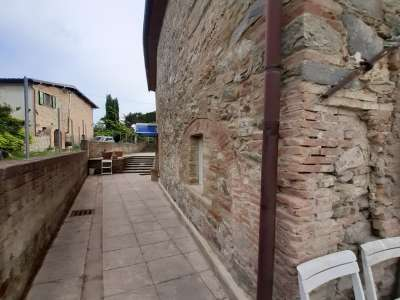 Image 13 | 2 bedroom mill for sale with 2,000m2 of land, Chianni, Pisa, Tuscany 230951