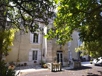 Image 2 | 9 bedroom French chateau for sale with 1.79 hectares of land, Chef Boutonne, Deux-Sevres , Poitou-Charentes 230956