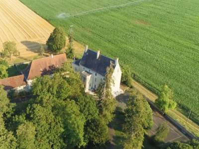 Image 24 | 9 bedroom French chateau for sale with 1.79 hectares of land, Chef Boutonne, Deux-Sevres , Poitou-Charentes 230956