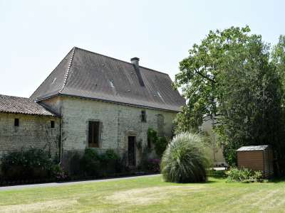 Image 25 | 9 bedroom French chateau for sale with 1.79 hectares of land, Chef Boutonne, Deux-Sevres , Poitou-Charentes 230956