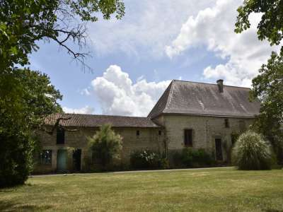 Image 27 | 9 bedroom French chateau for sale with 1.79 hectares of land, Chef Boutonne, Deux-Sevres , Poitou-Charentes 230956