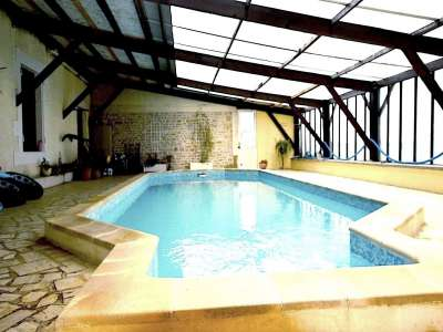 Image 4 | 9 bedroom French chateau for sale with 1.79 hectares of land, Chef Boutonne, Deux-Sevres , Poitou-Charentes 230956