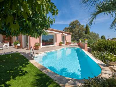 Image 1 | 4 bedroom villa for sale with 800m2 of land, Sainte Maxime, French Riviera 230974
