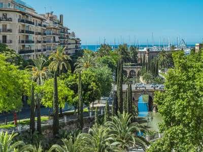 Image 1 | 3 bedroom apartment for sale with 151m2 of land, Santa Catalina, Palma Area, Mallorca 230983