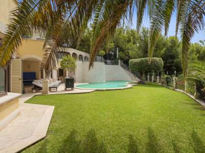 Image 20   7 bedroom villa for sale with 0.24 hectares of land, Costa de la Calma, South Western Mallorca, Mallorca 230993