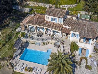 Image 1 | 6 bedroom house for sale with 0.25 hectares of land, Le Rouret, Alpes-Maritimes 6, French Riviera 231163