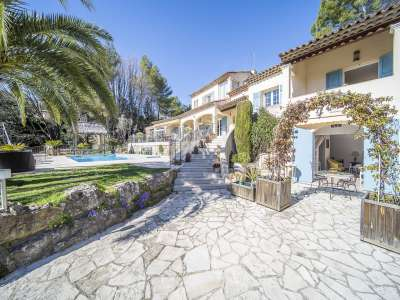 Image 2 | 6 bedroom house for sale with 0.25 hectares of land, Le Rouret, Alpes-Maritimes 6, French Riviera 231163