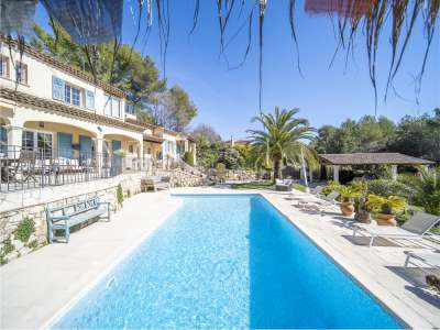 Image 3 | 6 bedroom house for sale with 0.25 hectares of land, Le Rouret, Alpes-Maritimes 6, French Riviera 231163