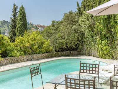 Image 15   5 bedroom villa for sale with 0.27 hectares of land, La Turbie, Eze Cap d'Ail, French Riviera 231348