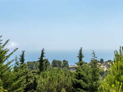 Image 3   5 bedroom villa for sale with 0.27 hectares of land, La Turbie, Eze Cap d'Ail, French Riviera 231348