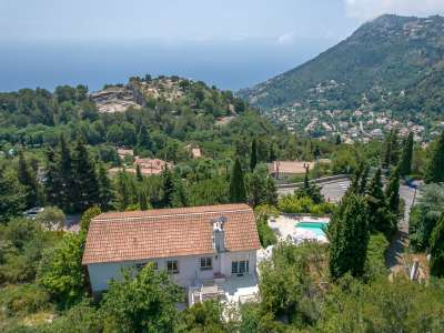 Image 4   5 bedroom villa for sale with 0.27 hectares of land, La Turbie, Eze Cap d'Ail, French Riviera 231348