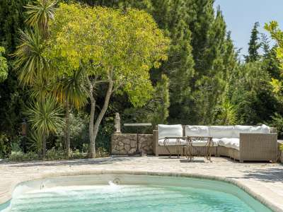 Image 5   5 bedroom villa for sale with 0.27 hectares of land, La Turbie, Eze Cap d'Ail, French Riviera 231348