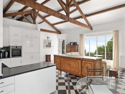 Image 7   5 bedroom villa for sale with 0.27 hectares of land, La Turbie, Eze Cap d'Ail, French Riviera 231348